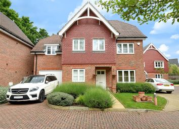 Thumbnail 4 bed detached house to rent in Equus Close, Gerrards Cross
