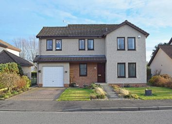 Thumbnail 4 bed detached house for sale in Bleachers Way, Huntingtowerfield, Perth, Perthshire