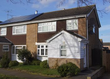 Thumbnail 3 bed semi-detached house for sale in Willow Bank Walk, Leighton Buzzard