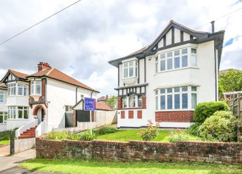 Thumbnail 4 bed detached house for sale in Hill View, Henleaze, Bristol