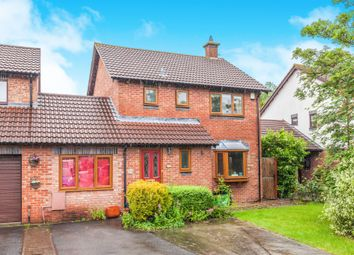 Thumbnail 4 bed link-detached house for sale in Sadbury Close, Weston-Super-Mare