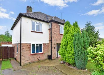 Thumbnail 3 bedroom semi-detached house for sale in Meadow Lane, Lindfield, Haywards Heath, West Sussex
