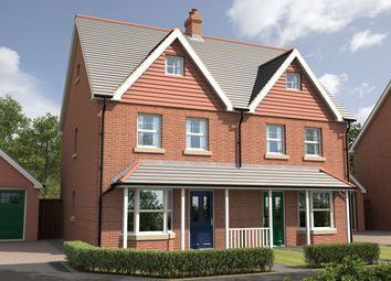 Thumbnail 3 bed semi-detached house for sale in Abbey View, Woodhall Spa