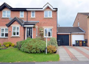 Thumbnail 2 bed semi-detached house for sale in Beckett Close, Etherley Dene, Bishop Auckland