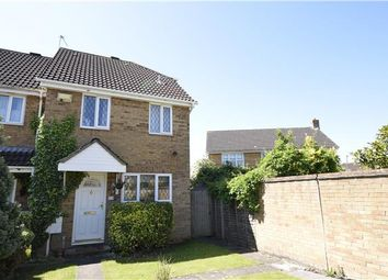 Thumbnail 3 bedroom end terrace house to rent in Wetherby Court, Downend, Bristol