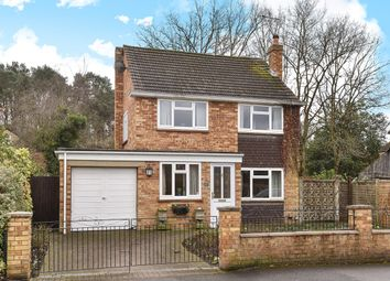 Thumbnail 3 bed detached house for sale in Lyon Road, Crowthorne