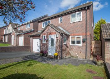4 bed detached house for sale in Pinewood Drive, Woolwell, Plymouth PL6