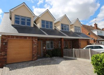 Thumbnail 3 bed property for sale in Parklands, Ashingdon, Rochford