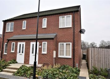 Thumbnail 2 bed semi-detached house to rent in Summit Drive, Bessacarr, Doncaster