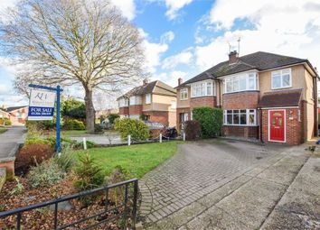 Thumbnail 3 bed semi-detached house for sale in Shelley Road, Colchester, Essex