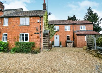 Thumbnail 4 bedroom semi-detached house for sale in Old Road, Studley, Calne