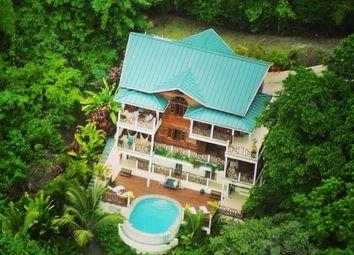 Thumbnail 4 bed villa for sale in Marigot Bay, Saint Lucia