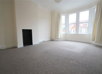 Thumbnail 1 bed flat to rent in Cleeve Road, Knowle, Bristol