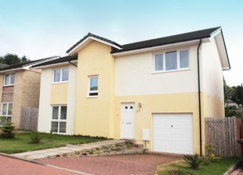Thumbnail 4 bed detached house to rent in Barley Bree Lane, Dalkeith, Midlothian