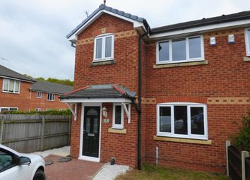 Thumbnail 3 bed semi-detached house to rent in Inchfield, Skemersdale