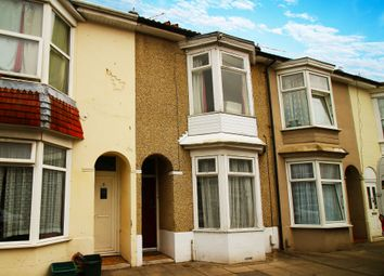 Thumbnail 5 bed terraced house to rent in Cressy Road, Portsmouth
