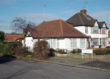 Thumbnail 4 bed bungalow for sale in Ryhope Road, Southgate, London, .
