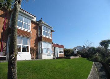 Thumbnail 2 bed flat to rent in Sunnybank, Bencoolen Road, Bude, Cornwall