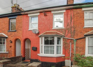 Thumbnail 3 bed terraced house for sale in Chauntry Road, Haverhill