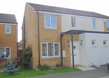 Thumbnail 3 bedroom semi-detached house for sale in Crimdon Beck Close, Stockton-On-Tees