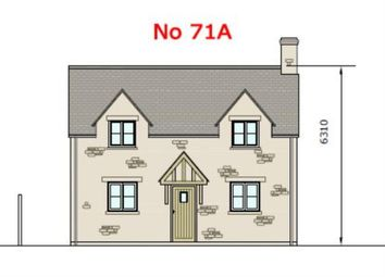 Thumbnail 3 bed cottage for sale in Lower End, Leafield, Witney, Oxfordshire