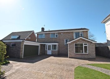 Thumbnail 4 bed detached house to rent in Catisfield Lane, Catisfield, Fareham