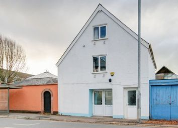 Thumbnail 3 bed maisonette for sale in Commercial Space And Maisonette, Alphington Road, Exeter