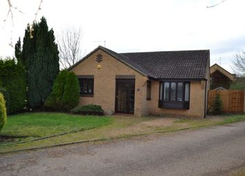 Thumbnail 2 bed detached bungalow for sale in Ash Lane, Collingtree, Northampton