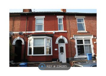 Thumbnail 3 bed terraced house to rent in Howard Street, Derby