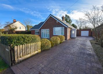 Thumbnail 2 bed detached bungalow for sale in Long Lane, Saughall, Chester