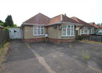 Thumbnail 3 bedroom bungalow for sale in Sherbourne Avenue, East Ipswich, Ipswich