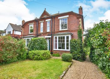 Thumbnail 3 bed semi-detached house for sale in Elvin Road, Dereham