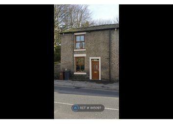 Thumbnail 2 bed end terrace house to rent in High Street West, Glossop