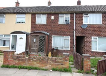 Thumbnail 2 bedroom terraced house for sale in Gorsey Lane, Ford, Liverpool