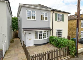 Thumbnail 3 bed cottage for sale in Anderson Road, Weybridge, Surrey