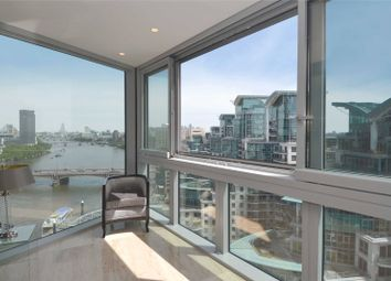 Thumbnail 2 Bed Flat For In The Tower One St George Wharf Wandsworth