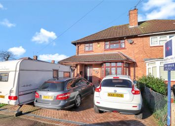 Thumbnail 4 bed semi-detached house for sale in High Acres, Abbots Langley