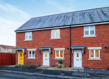 Thumbnail 2 bed terraced house for sale in Herbleaze, Staverton, Trowbridge