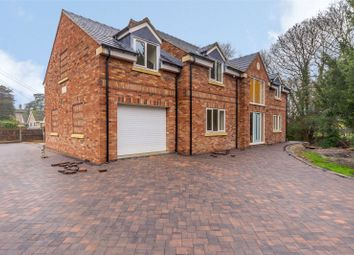 Thumbnail 5 bed detached house for sale in Library House, Church Road, Skellingthorpe, Lincoln