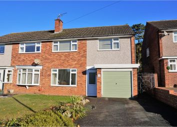 Thumbnail 3 bed semi-detached house for sale in Highfields, Shrewsbury