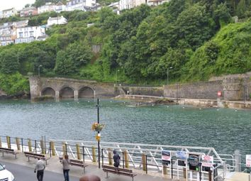 Thumbnail 2 bed end terrace house for sale in The Quay, East Looe, Cornwall