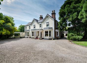 Thumbnail 6 bed detached house for sale in The Hollies, Lutterworth Road, Burbage