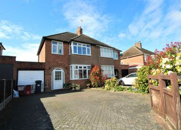 Thumbnail 3 bed semi-detached house for sale in Summerton Road, Whitnash, Leamington Spa
