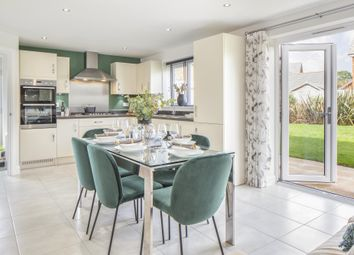 "Thumbnail 4 bed detached house for sale in ""Ingleby"" at East Walk, Yate, Bristol"