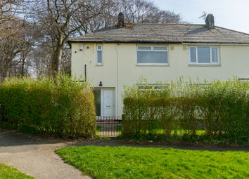 Thumbnail 3 bed semi-detached house for sale in Saxon Grove, Leeds