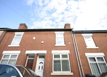 Thumbnail 2 bedroom terraced house to rent in Silver Hill Road, Normanton, Derby