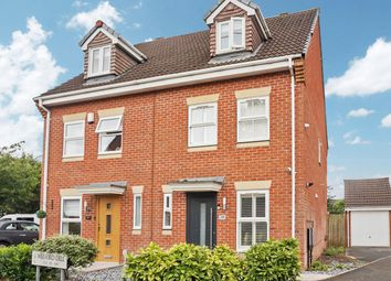 Thumbnail 3 bed semi-detached house for sale in Roughley Farm Road, Sutton Coldfield