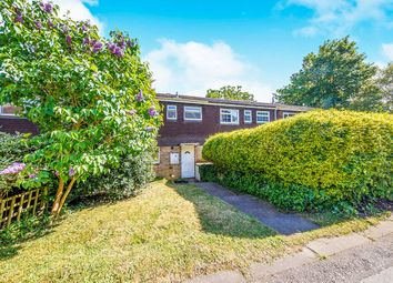 Thumbnail 3 bedroom terraced house for sale in Martyr Close, St.Albans