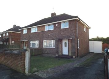 Thumbnail 3 bedroom semi-detached house for sale in Belben Road, Poole