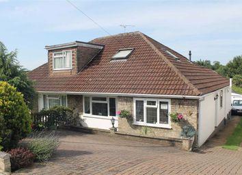 Castlefields, Istead Rise, Gravesend DA13. 4 bed semi-detached bungalow